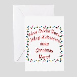 Merry Nova Scotia Greeting Cards (Pk of 10)