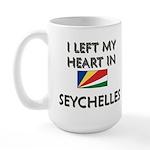 Flag of Seychelles Large Mug