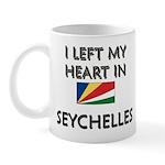 Flag of Seychelles Mug