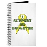 I Support My Daughter Journal