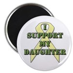 I Support My Daughter Magnet