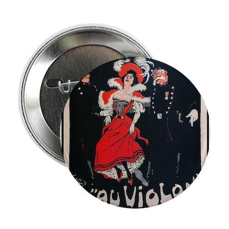 """ART NOUVEAU 2.25"""" Button (10 pack)"""