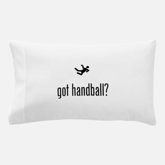 Handball Pillow Case