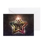 Star Lights Greeting Cards (Pk of 10)
