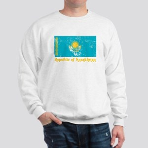 Republic of Kazakhstan Sweatshirt