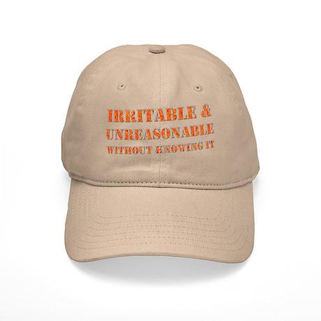 """""""Irritable"""" Cap"""