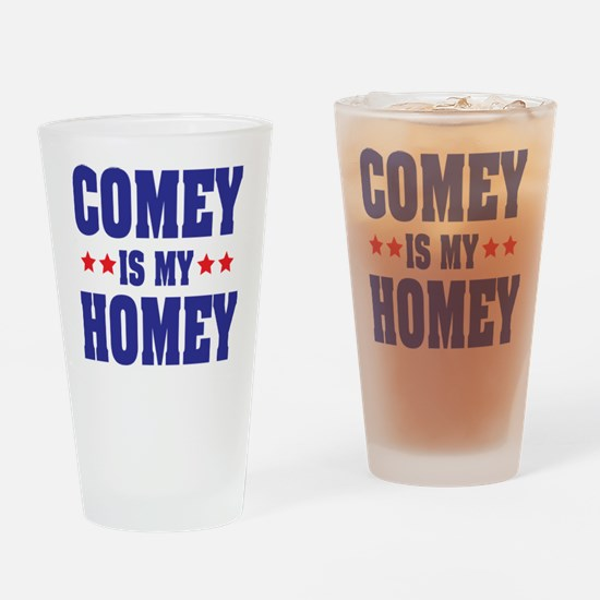 Funny Homey Drinking Glass