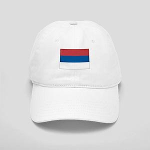 Serbia Flag Picture Cap