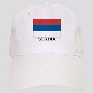 Serbia Flag Stuff Cap