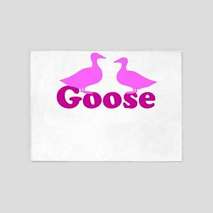 Duck Duck Goose 5'x7'Area Rug