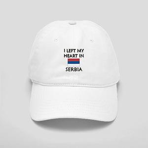 I Left My Heart In Serbia Cap