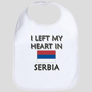 I Left My Heart In Serbia Bib