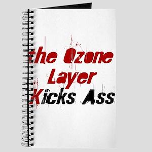 the Ozone Layer Kicks Ass Journal