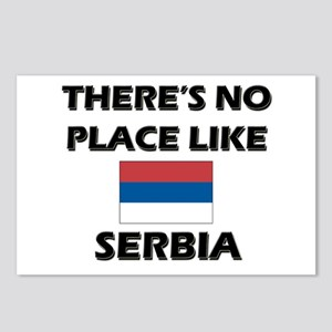 There Is No Place Like Serbia Postcards (Package o