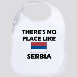 There Is No Place Like Serbia Bib