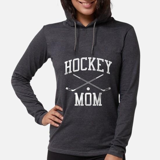 Hockey Mom Womens Hooded Shirt