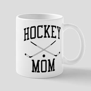 Hockey Mom 11 oz Ceramic Mug
