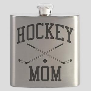 Hockey Mom Flask