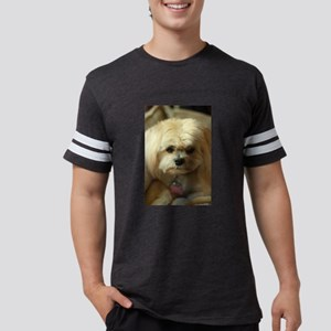 indoor dogs Mens Football Shirt