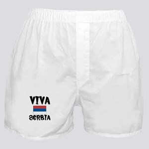 Viva Serbia Boxer Shorts