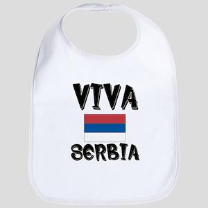 Viva Serbia Bib