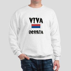Viva Serbia Sweatshirt