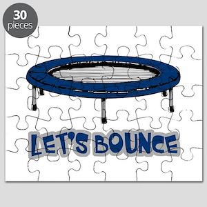 Lets Bounce Trampoline Puzzle