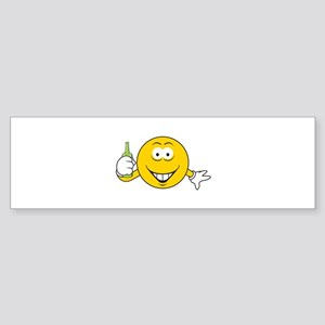 smiley139 Sticker (Bumper)