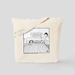 Seven's a Crowd - Tote Bag