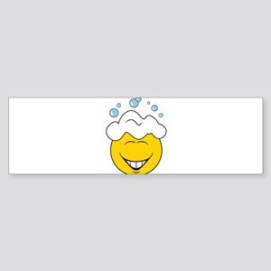 smiley202 Sticker (Bumper)