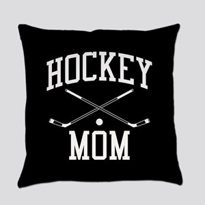 Hockey Mom Everyday Pillow