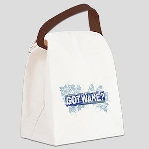 GotWake? Canvas Lunch Bag