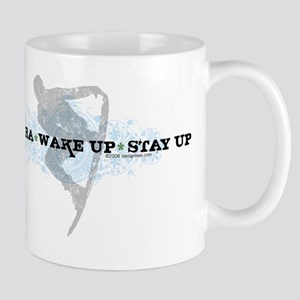 Flyagra Wake Up Stay Up Mug