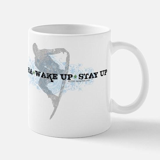 Flyagra Wake Up Stay Up Mug
