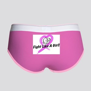 Fight Like A Girl Women's Boy Brief