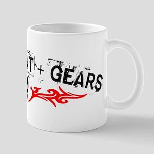 Dirt, Sweat + Gears Mug