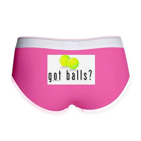 Got Tennis Balls? Women's Boy Brief