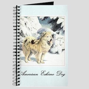 Eskimo Dog Art Journal