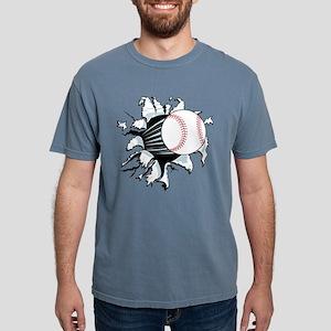 Breakthrough Baseball Mens Comfort Colors Shirt