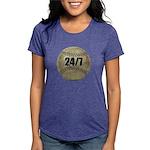 FIN-c-24-7-WonB Womens Tri-blend T-Shirt