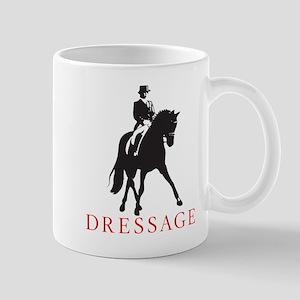 Dressage Half-Pass Mug