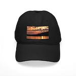Cavity Lake Sunset Black Cap
