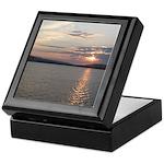 Lake Sunrise Keepsake Box