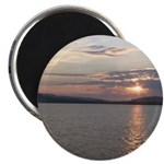 Lake Sunrise Magnet