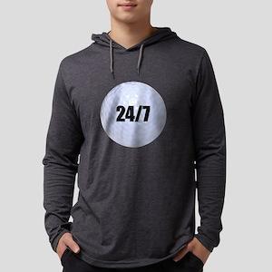 Golf 24/7 Mens Hooded Shirt