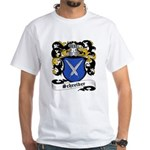 Schreiber Coat of Arms White T-Shirt