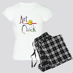 Art Chick Women's Light Pajamas