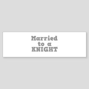KNIGHT Sticker (Bumper)