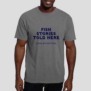 Fish Stories Mens Comfort Colors Shirt