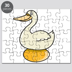 goose with golden egg Puzzle